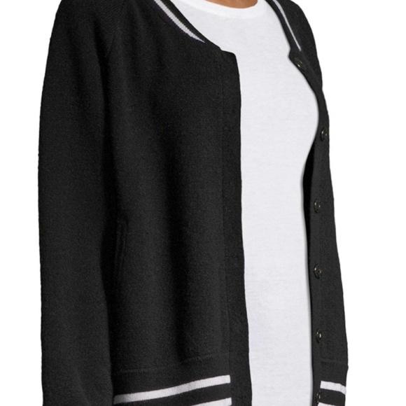 2cccadbabe393f Zoe Jordan Cashmere Women s BLACK Edison JACKET.  M 5ad224469a94556db66a2b71. Other Jackets   Coats ...